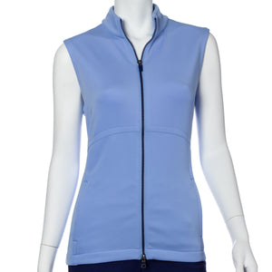 Curved Seaming Vest