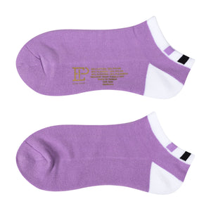 Stripe Blocked Sport Sock