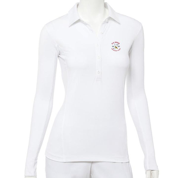 2020 U.S. Open Long Sleeve Polo - EPNY