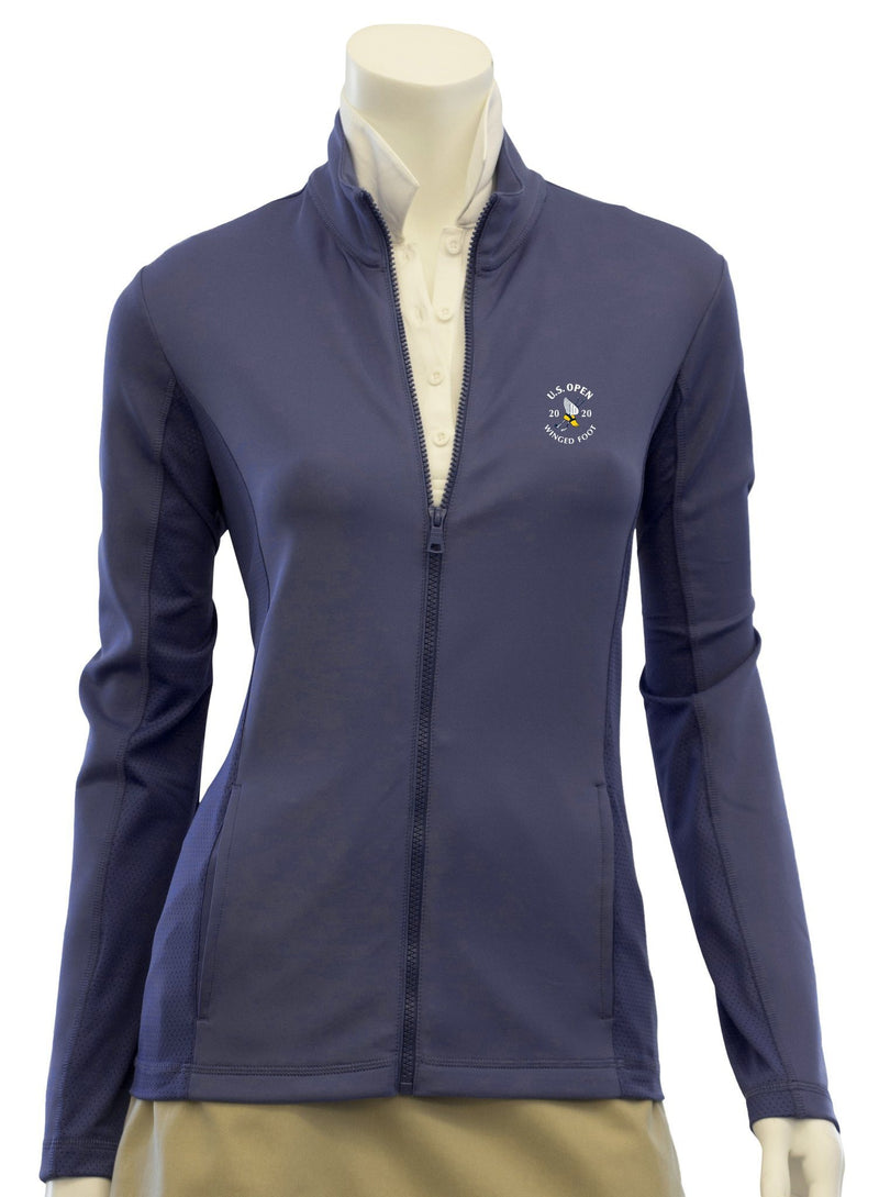 2020 U.S. Open Long Sleeve Full Zip Jacket - EPNY