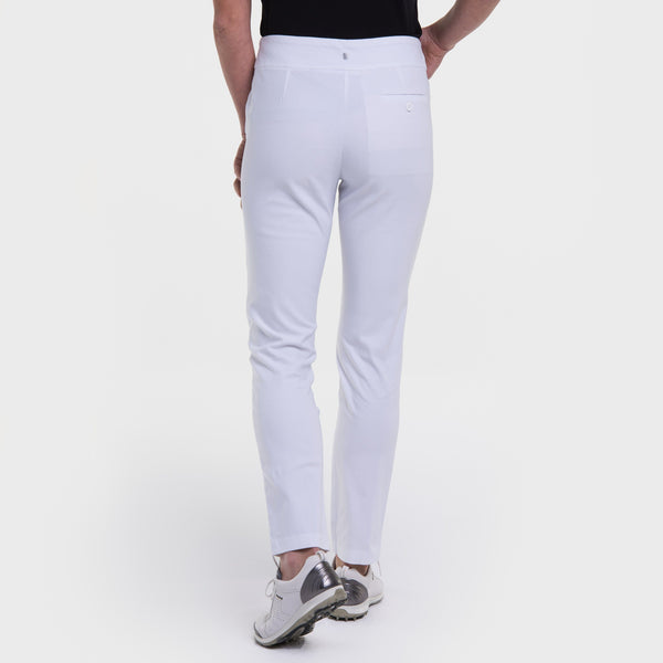 Bi Stretch Slim Ankle Pant