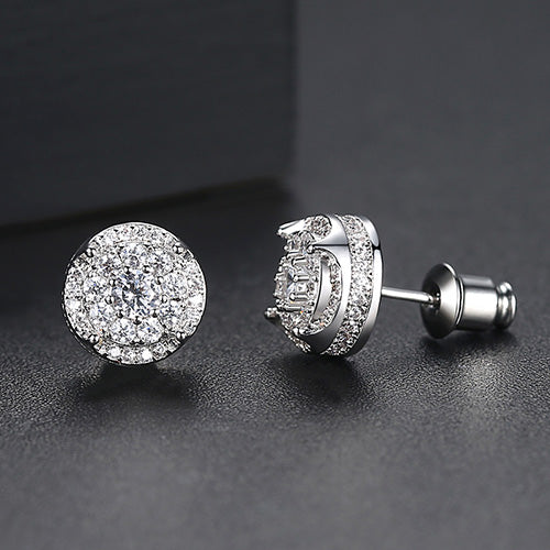 EXQUISITE STUD EARRINGS - 3 COLOURS!