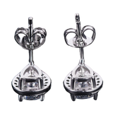 Water drop Shaped Stud Earring
