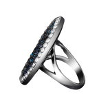 Micro Pave Women Rings