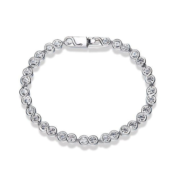 Crystal Rhinestone Women Unique Bracelet