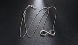SIMPLY SO INFINITY NECKLACE SILVER 925