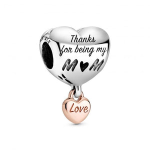 Mother's Day  Love MuM Charms Pendant Collection!