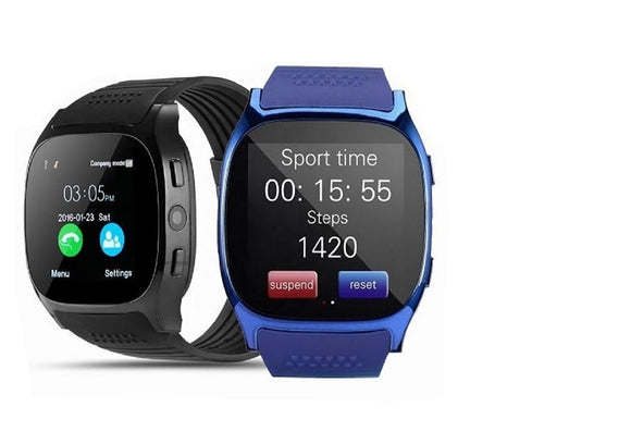 New Generation Smartwatch Apple & Android Compatible - 2 Colours!