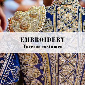 EMBROIDERY - TOREROS COSTUMES