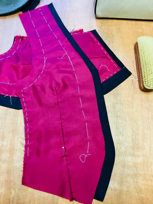 MAKING OF A VEST