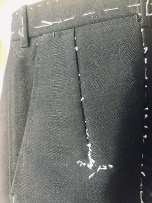 MAKING OF A TROUSER