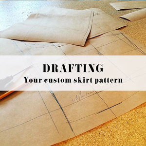 THE DRAFTING OF YOUR CUSTOM SKIRT PATTERN