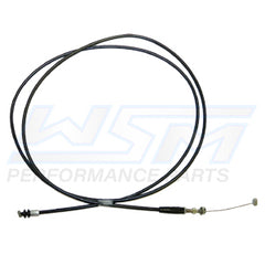 WSM 002-036-04 Seadoo Throttle Cable - Fit's 2006-2011 Seadoo Gti Se/Le/Wake 130/155, 2003-2007 4-tec Gtx, 2008-2010 Gtx 155 &2008 Gtx Wake 4-tec - Replaces OEM #: 277001170, 277001122, 277001083