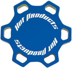 ADA Racing Billet Yamaha Gas Cap Blue 34-451010