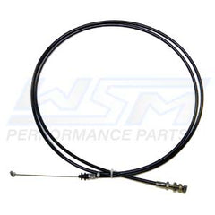 WSM 002-036-02 Seadoo Throttle Cable - Fit's 1999-2002 Seadoo Gtx Rfi 800, 2004-05 Gti Rfi 800, 2003-2005 Gti Le Rfi 800- Replaces OEM #: 277000847