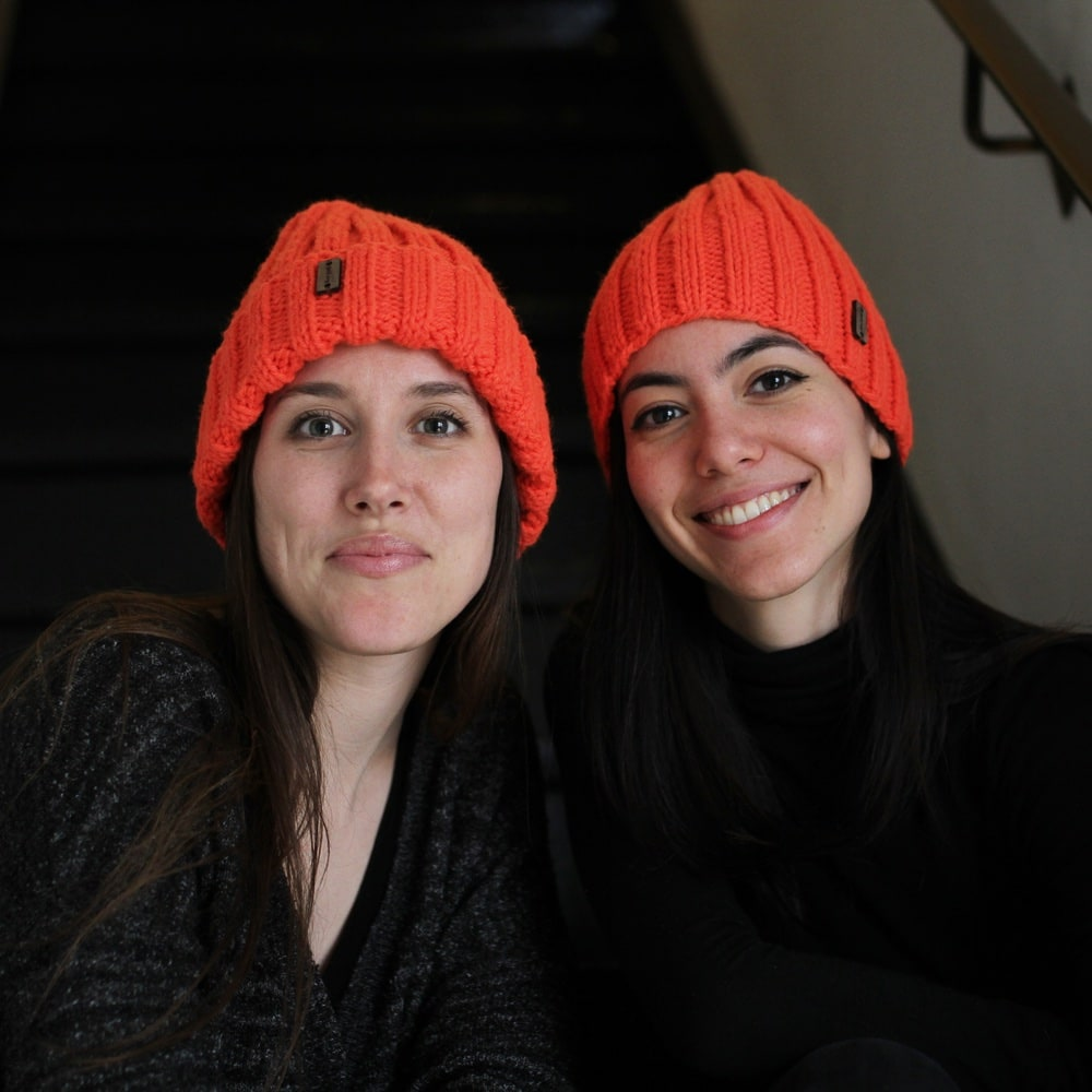 Nova Scotian Knit Wool Cap