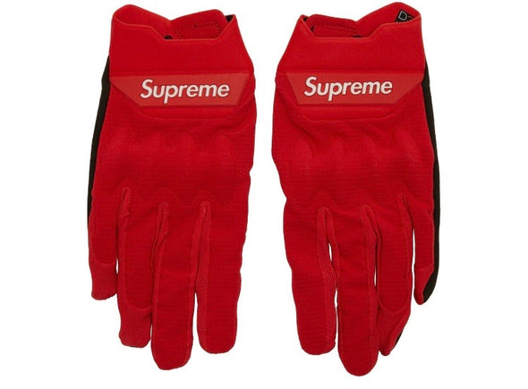 SUPREME FOX RACING BOMBER GLOVES (RP)