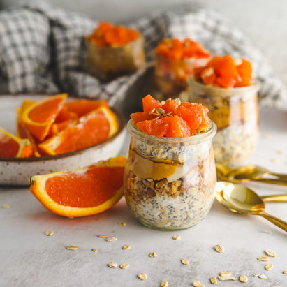 Image for Orange Creamsicle Overnight Oats