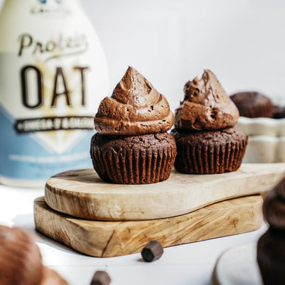 Image for Brownie Batter Muffins