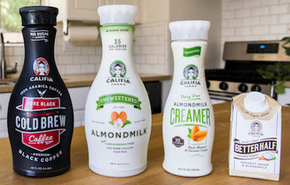 Buy Califia Farms Almondmilk Coffee Creamer Amp More