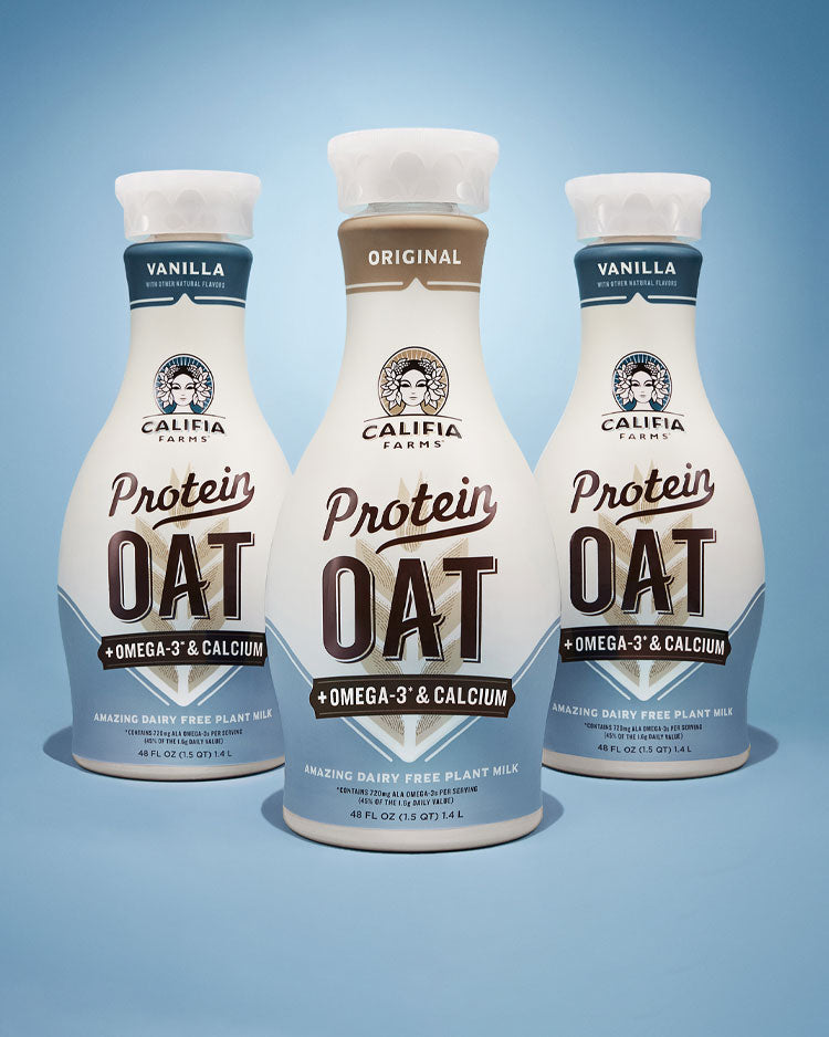 Introducing Protein Oat Image