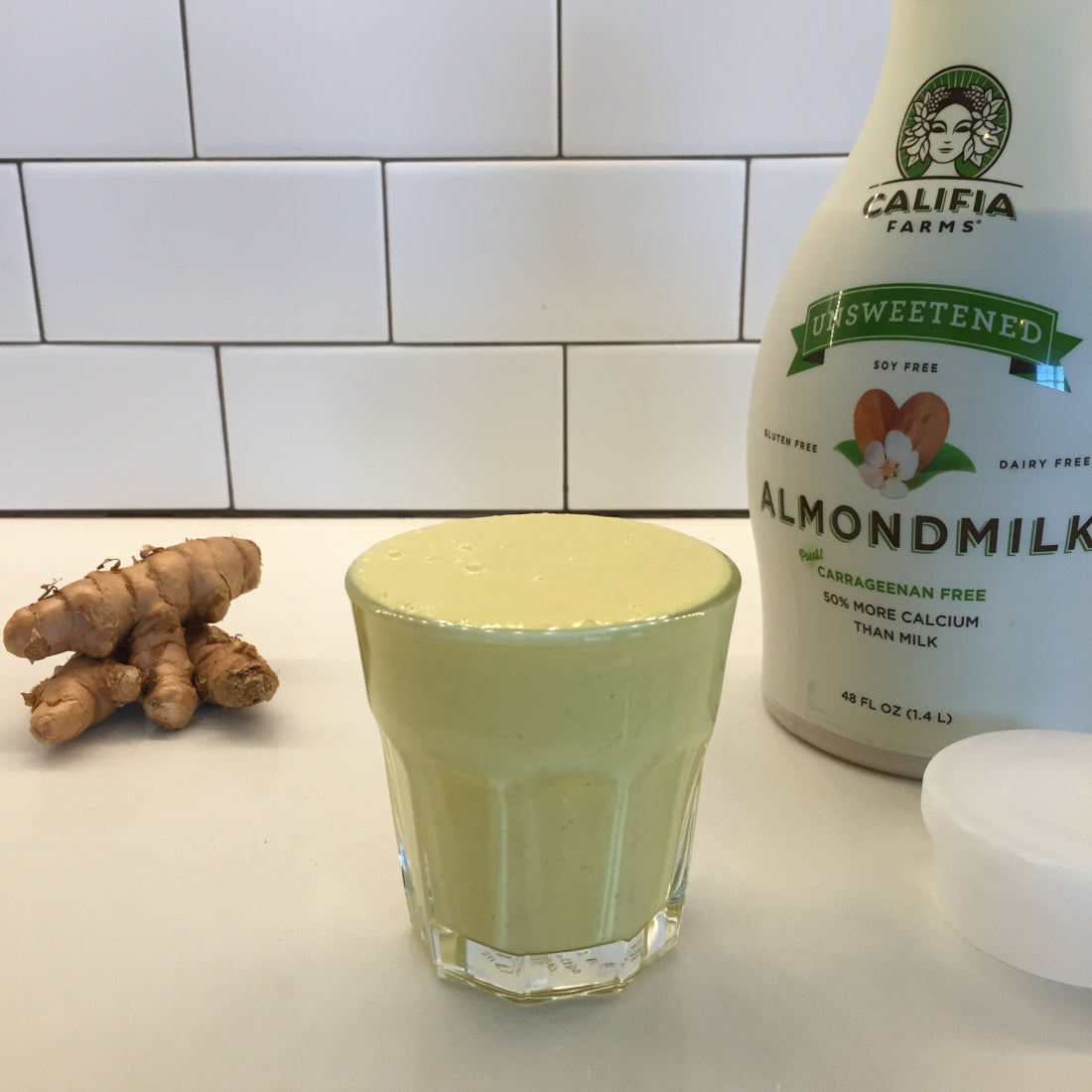 Golden Recovery Smoothie