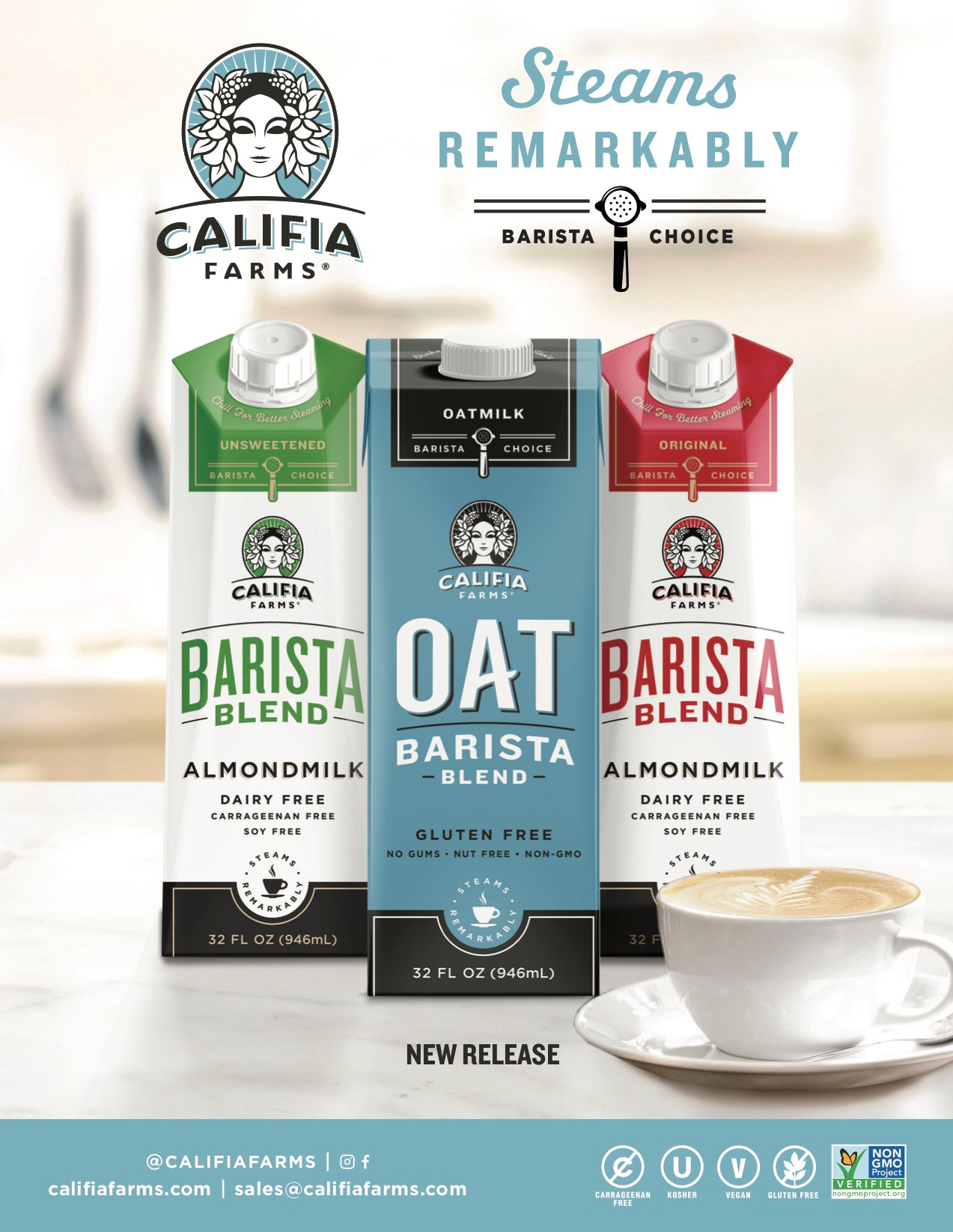 Trial Pack: Barista Series