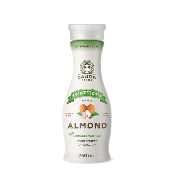Unsweetened Almond