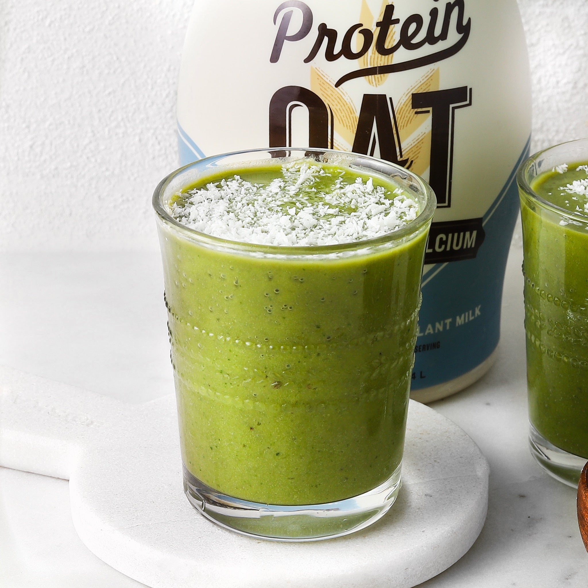 Image for Spinach Matcha Smoothie