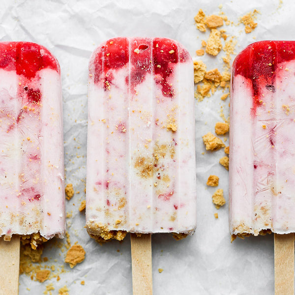 Image for Strawberry Shortcake Popsicle