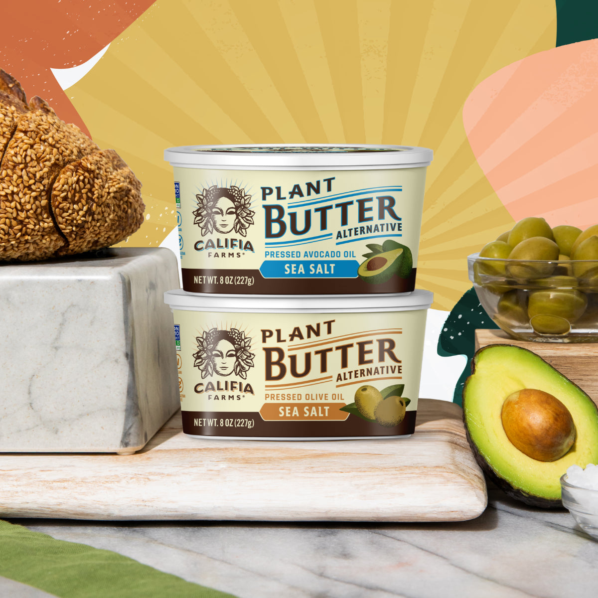 Image for Introducing A Better Butter