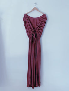 PA'INA ONESIE LONG - Plum
