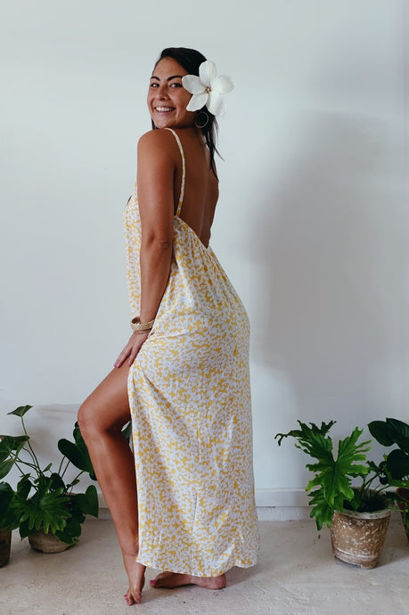 KAIONE DRESS - Bora Bora Mele