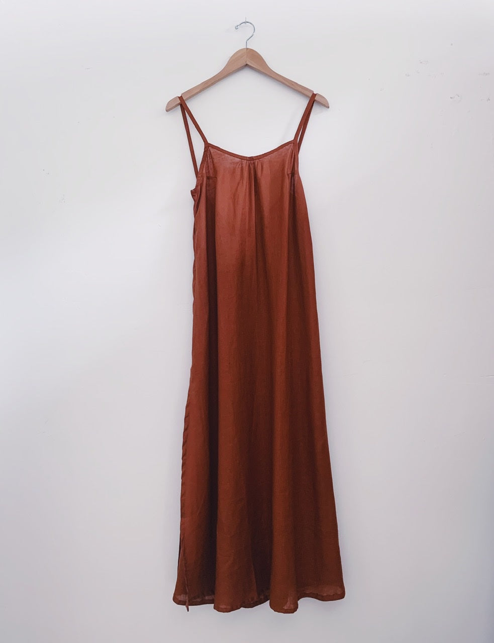 KAIONE DRESS - Canyon Linen