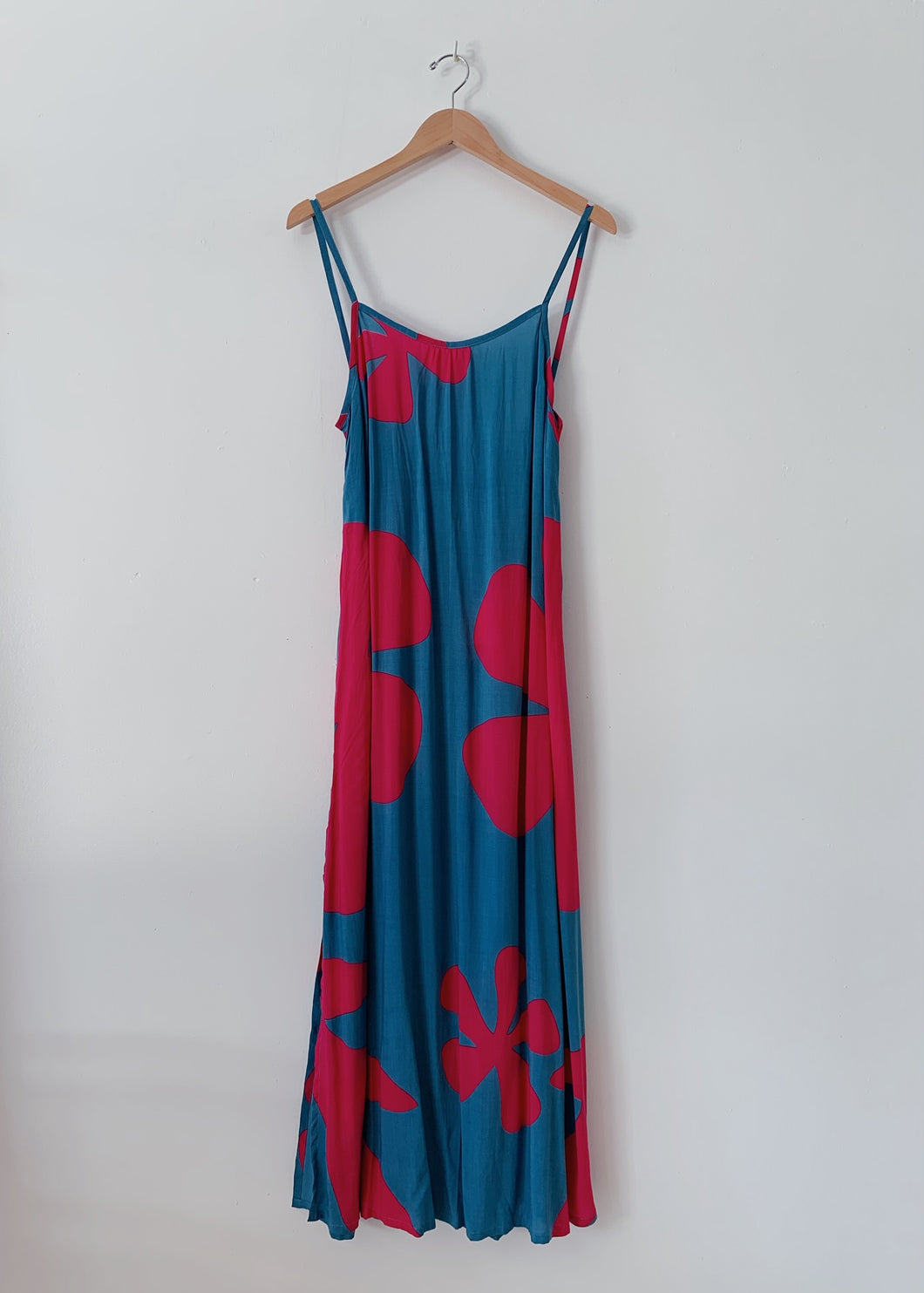 KAIONE DRESS - Neon Pareo