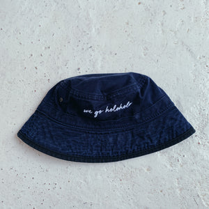 'we go holoholo' Bucket Hat - multiple colors