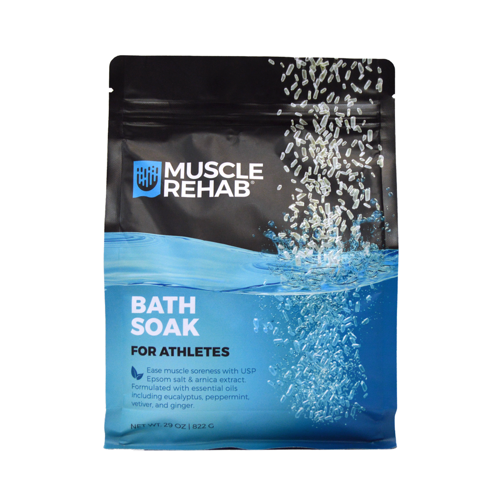 Bath Soak for Athletes