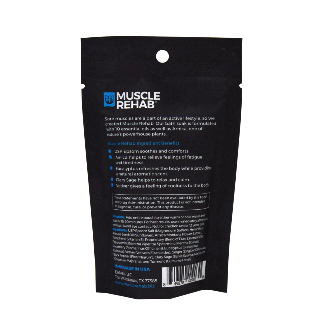 Bath Soak for Athletes - Trial Size