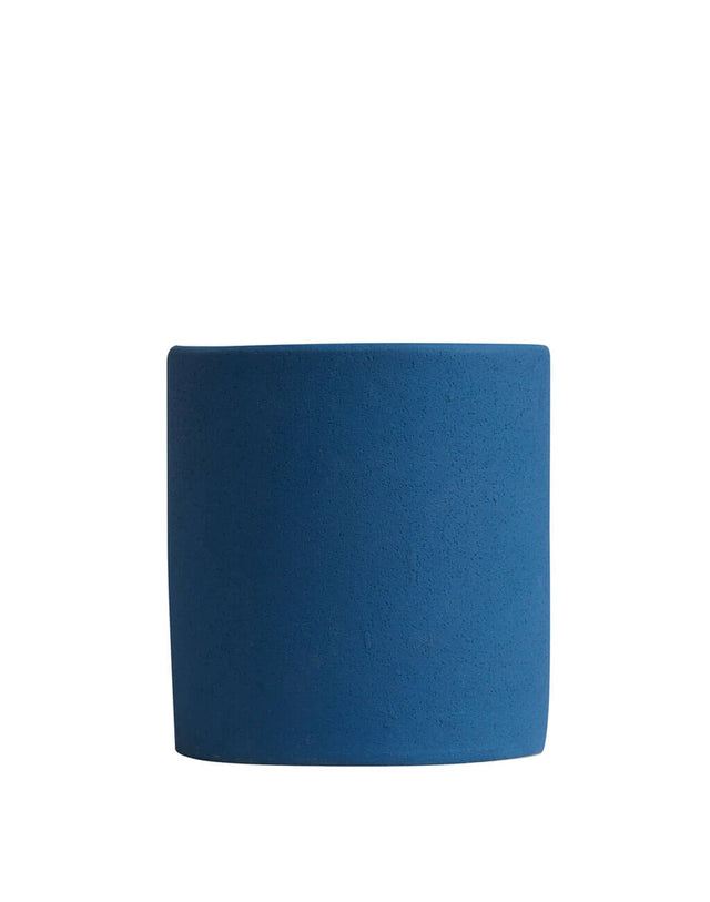 OYOY WHY-NOT Cylinder Small Dazzling Blue