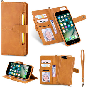 4 in 1 Deluxe Flip Case (5 colors)