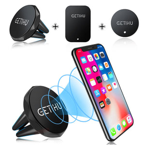 Universal Air Vent Magnetic Phone Car Mount