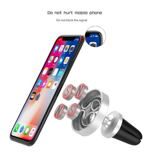 Magnetic Air Vent Car Phone Mount