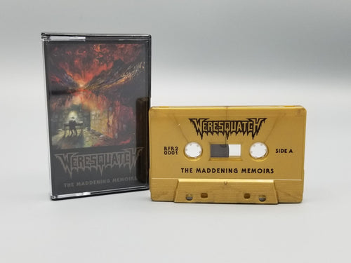 WERESQUATCH-The Maddening Memoirs