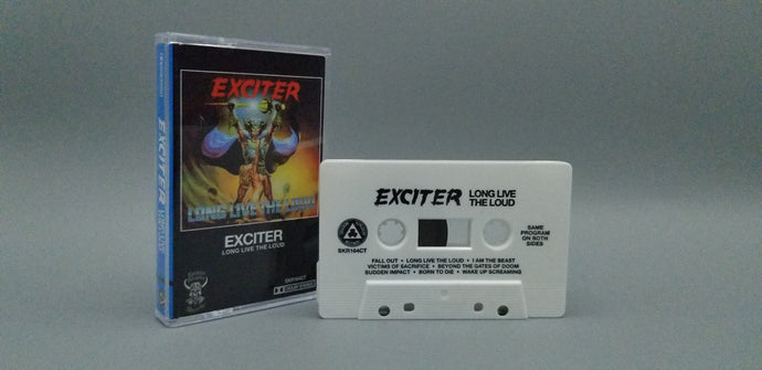 Exciter- Long Live The Loud