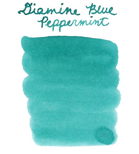 Diamine Blue Peppermint