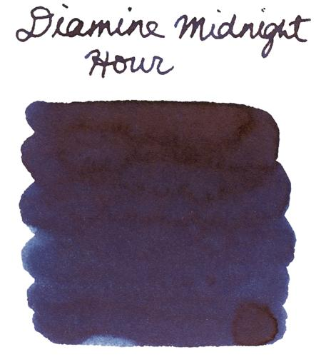 Diamine Midnight Hour