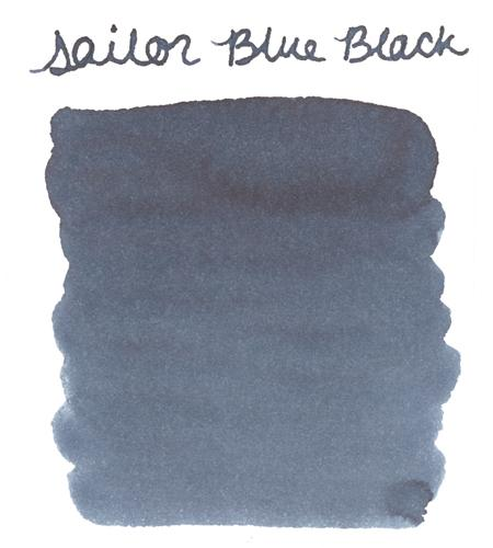 Sailor Blue Black