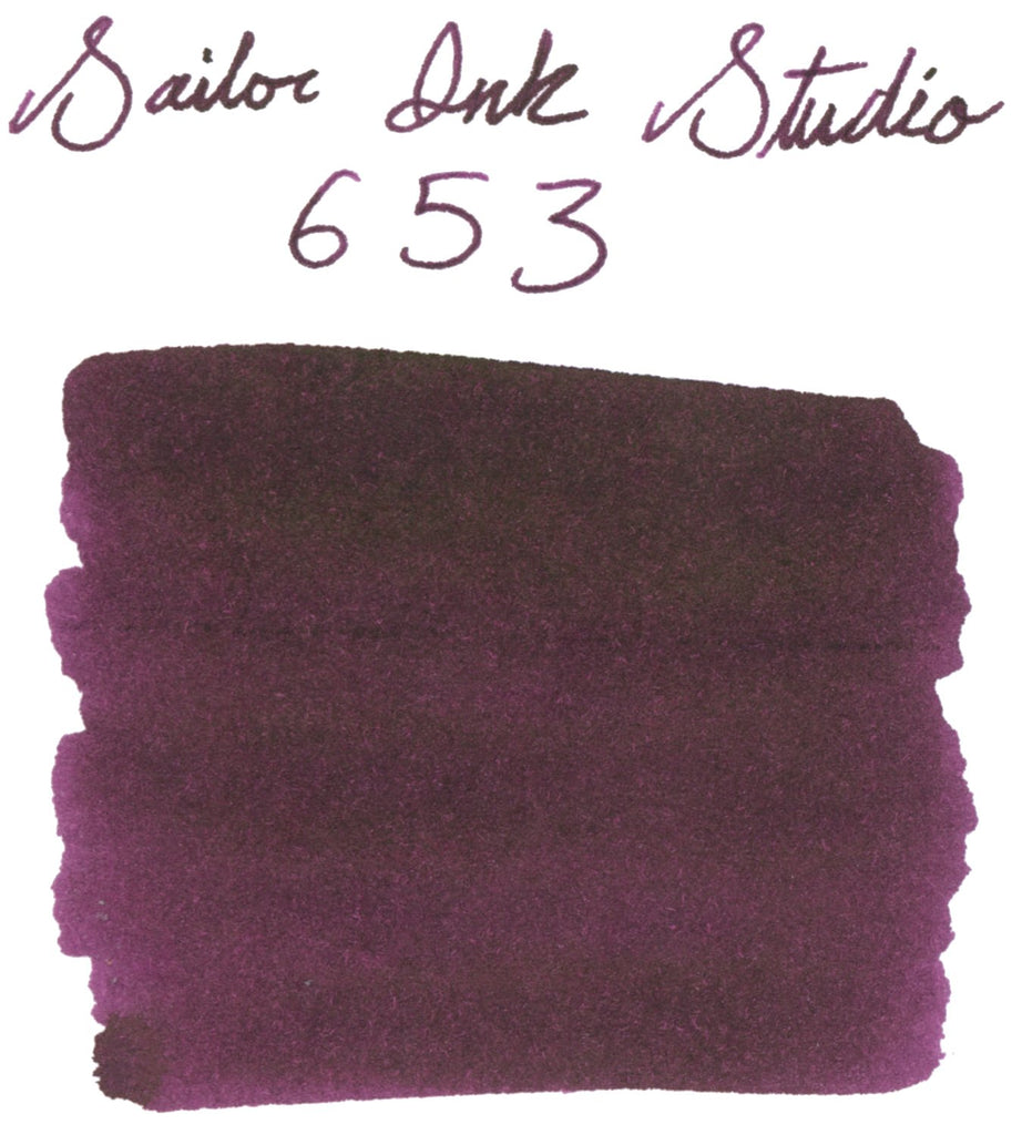 Sailor Ink Studio 653