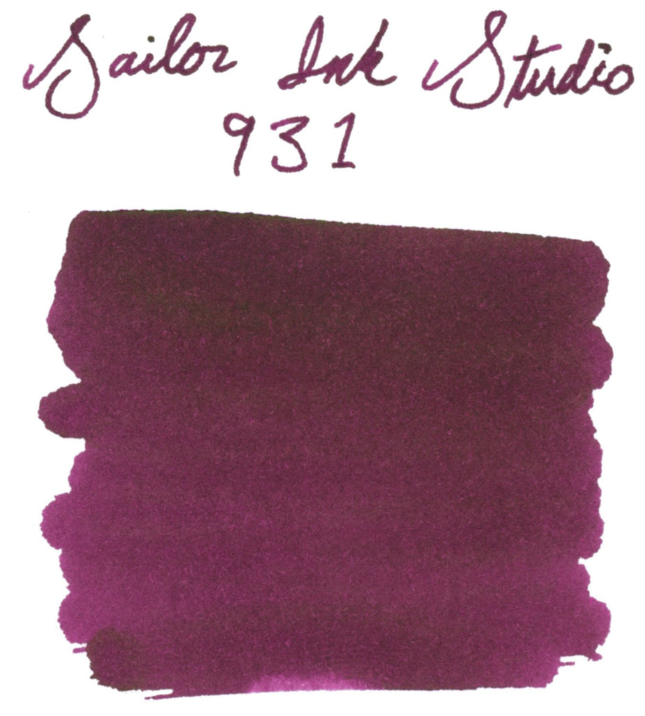 Sailor Ink Studio 931