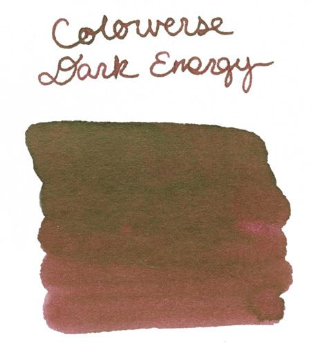 Colorverse Dark Energy